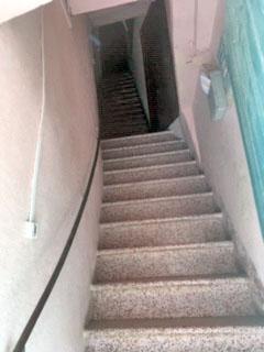 """Les escaliers """" de pêcheurs """""""