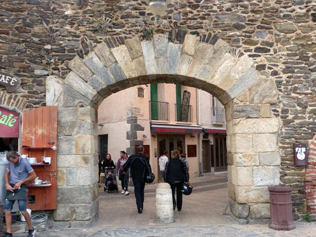 Arcade de la rue Rière
